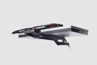 """60"""" Hitch-Mounted Cargo Carrier"""