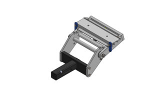 2'' Single-Hitch Assembly Slotted