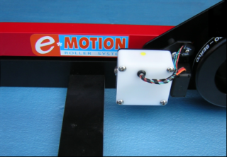 E-Motion Roller Factory Remote