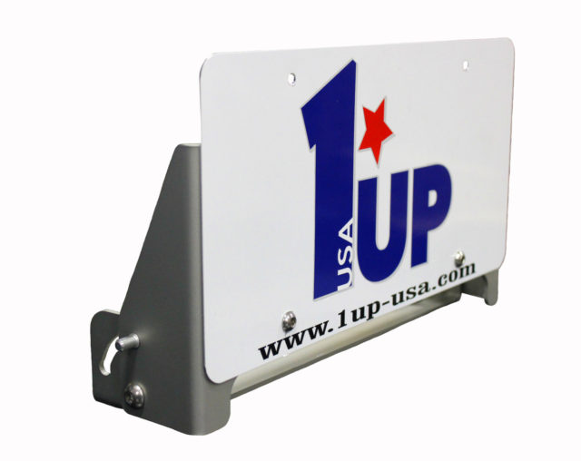 License Plate Holder 2.0 - Silver  sc 1 st  1Up USA & License Plate Holder 2.0 u2013 1UP USA | OFFICIAL SITE