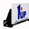 License Plate Holder 2.0 - Black