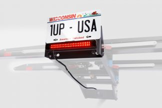 LED Light Bar Plate Holder 2.0